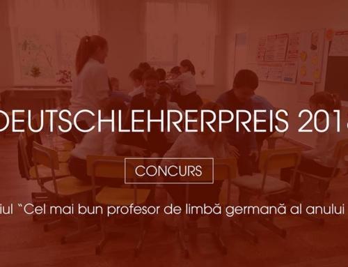 Cel mai bun profesor de limbă germană