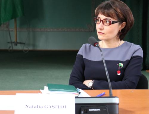 Natalia Gasitoi – învingătoarea alegerilor pentru funcția de rector al USARB