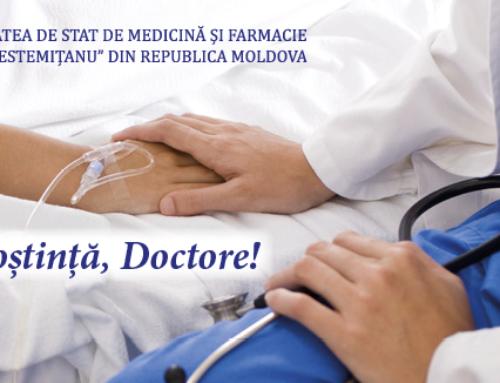 """USMF anunta campania """"Recunoştinţă, Doctore!"""""""