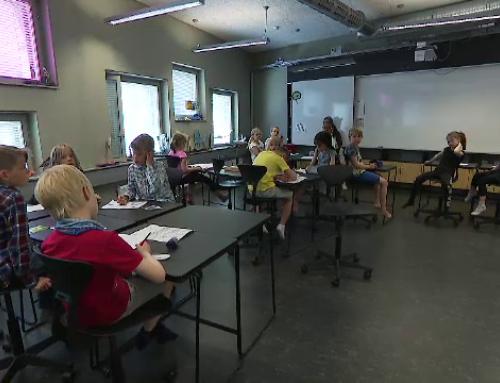 Modelul finlandez: un profesor are salariul între 3500 şi 5000 de €