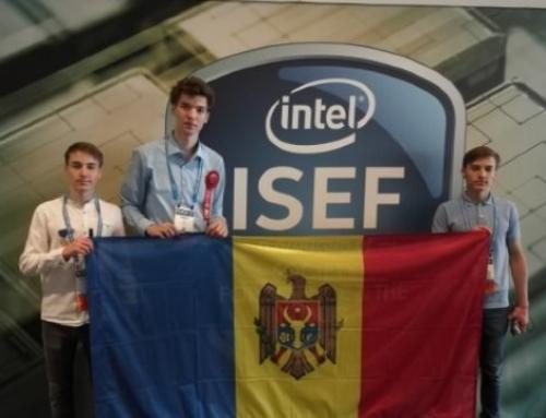 Sandu Chiriţa a obținut locul II la Concursul internațional de Științe și Inginerie din SUA